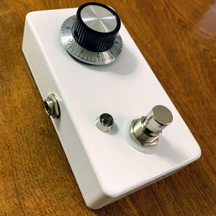 Limited Run: Rangemaster Treble Booster